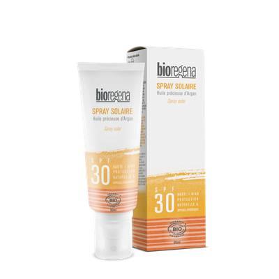 Spray solaire SPF30 - Bioregena - Solaires