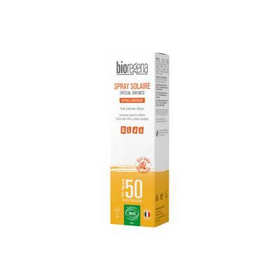 SUNSCREEN CREAM SPF 50 KIDS - Bioregena - Sun