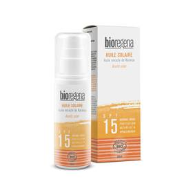 image produit Sunscreen oil spf 15