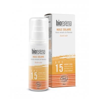 SUNSCREEN OIL SPF 15 - Bioregena - Sun