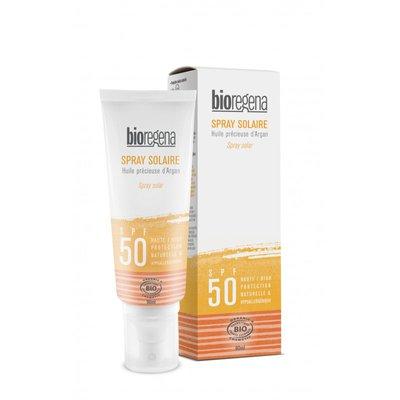 Spray solaire SPF50 - Bioregena - Solaires