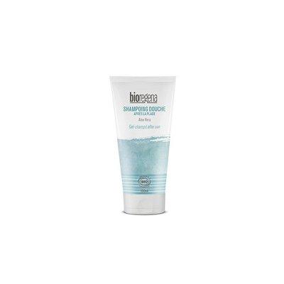 Shampoing douche après plage - Bioregena - Hygiène - Cheveux - Solaires