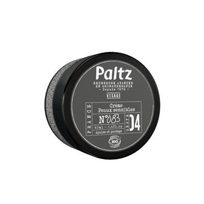 Crème Peaux sensibles - PALTZ - Visage