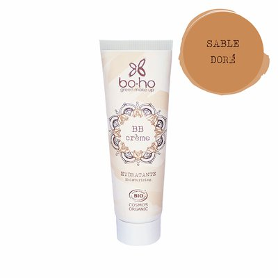 BB Crème 06 sable doré - Boho Green Make-up - Maquillage