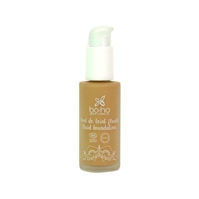 FOND DE TEINT FLUIDE  05 MIEL - Boho Green Make-up - Maquillage