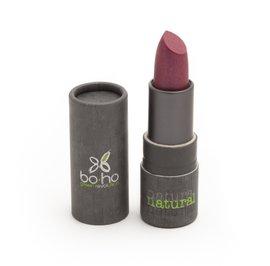 Rouge à lèvres nacré couvrant orchidée 204 - Boho Green Make-up - Maquillage