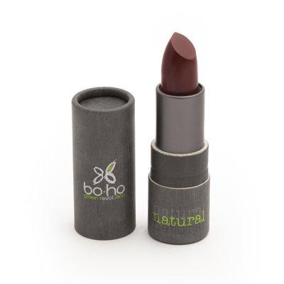 Rouge à lèvres mat grenat 305 - Boho Green Make-up - Maquillage