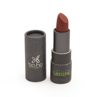 Rouge à lèvres mat coquelicot 307 - Boho Green Make-up - Maquillage