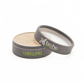 Poudre compacte beige doré 03 - Boho Green Make-up - Maquillage