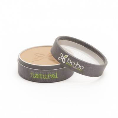 Poudre compacte beige hale 04 - Boho Green Make-up - Maquillage
