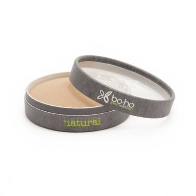 Terre cuite terre de toscane 08 - Boho Green Make-up - Maquillage