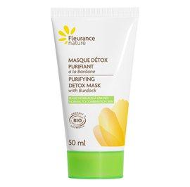 Purifying detox mask - Fleurance Nature - Face