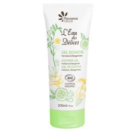 Gel douche Eau des délices Verveigne et Bergamote - Fleurance Nature - Hygiene