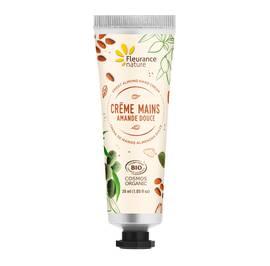 Crème mains à l'amande douce - Fleurance Nature - Body