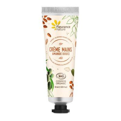 Crème mains à l'amande douce - Fleurance Nature - Corps