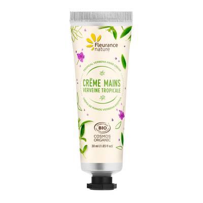 Crème mains à la verveine tropicale - Fleurance Nature - Corps