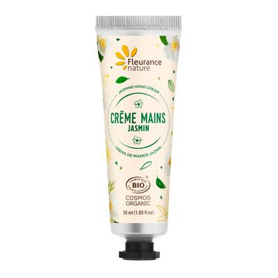 Crème mains - Jasmin - Fleurance Nature - Corps