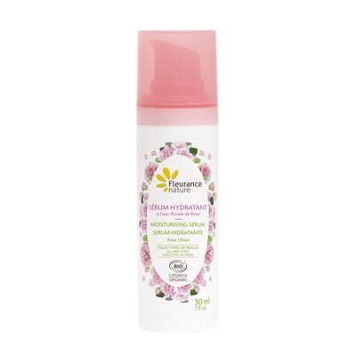 Sérum hydratant à la rose - Fleurance Nature - Visage