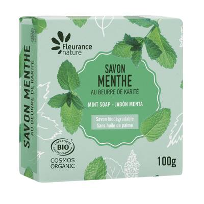 Savon menthe - Fleurance Nature - Hygiène