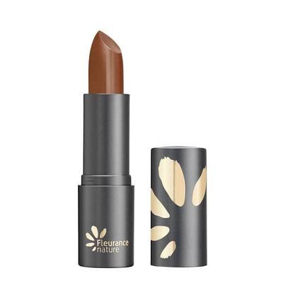 Rouge à lèvres Brun cuivré 340 - Fleurance Nature - Maquillage