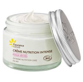 Crème nutrition intense - Fleurance Nature - Visage