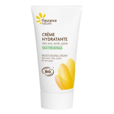 Crème hydratante à l'aloe vera - Fleurance Nature - Visage