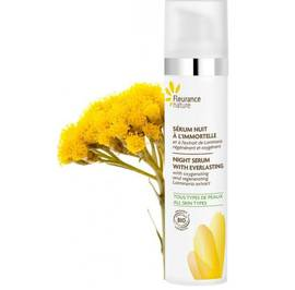 Night serum with everlasting - Fleurance Nature - Face