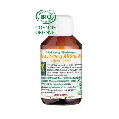 Huile d'argan vierge - Abbé Perdrigeon - Massage et détente