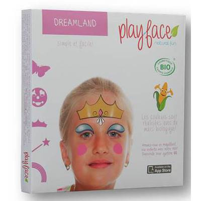 Dreamland grimage - Play-Face - Maquillage