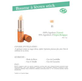 Lip balm stick - Oseo Organic Beauty - Make-Up