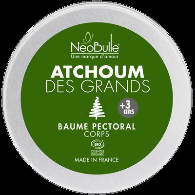 Atchoum des Grands, Baume pectoral - neobulle - Massage et détente - Corps