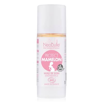 Protect Mamelon, huile de soin - neobulle - Corps - Massage et détente
