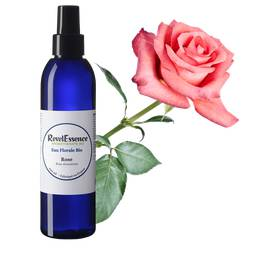 Eau florale de rose bio - Revelessence - Visage