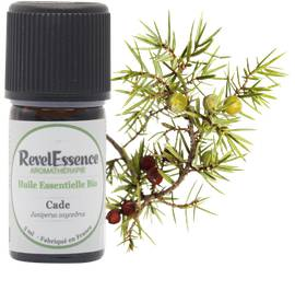 Huile Essentielle Bio Cade - Revelessence - Massage and relaxation
