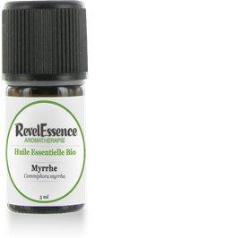 Huile Essentielle Bio Myrrhe - Revelessence - Massage and relaxation