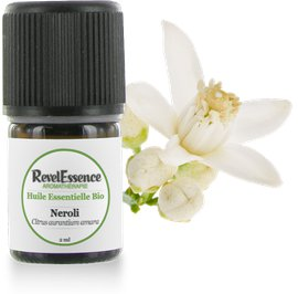 Huile Essentielle Bio Néroli - Revelessence - Massage and relaxation