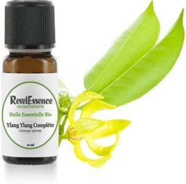Huile Essentielle Ylang-Ylang complète - Revelessence - Massage and relaxation