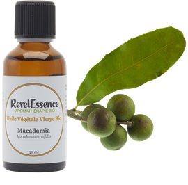 Huile Végétale Macadamia - Revelessence - Massage and relaxation