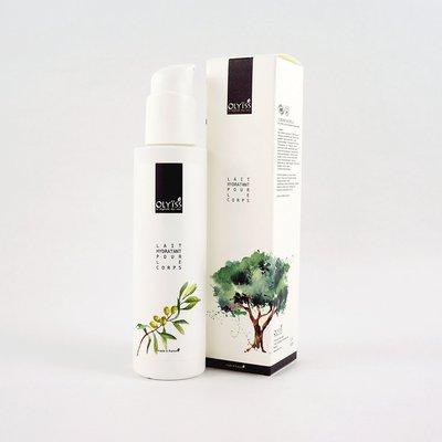 Lait hydratant corps à l'Olive - Olyiss - Corps