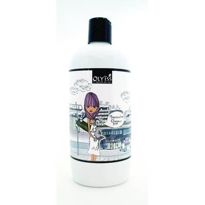 Shampooing cheveux gras à la menthe poivrée - Olyiss - Cheveux