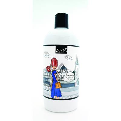 Shampooing cheveux colorés à l'immortelle bleue - Olyiss - Cheveux