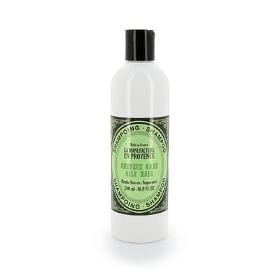 Shampoing cheveux gras - La Manufacture en Provence - Cheveux