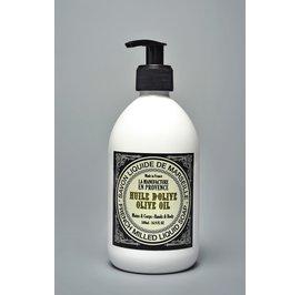 image produit French milled liquid soap olive oil 500ml adn 1l