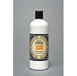 Shower Gel Almond 750ml - La Manufacture en Provence - Hygiene
