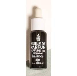 Huile de Parfum BALANCE - EQ - Massage et détente