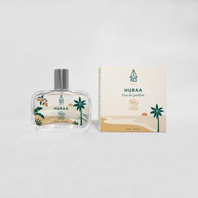 Eau de Parfum HURAA - EQ - Parfums et eaux de toilette