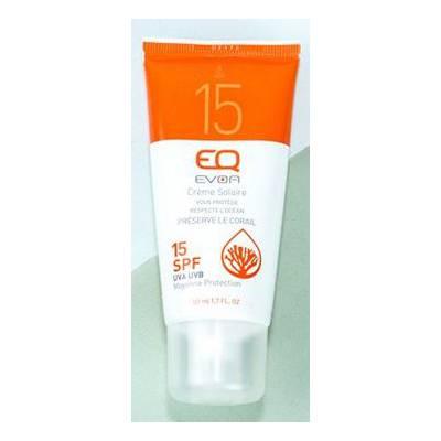Crème Solaire SPF 15 - EQ - Solaires