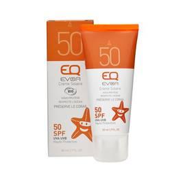 Crème Solaire SPF 50 - EQ - Solaires