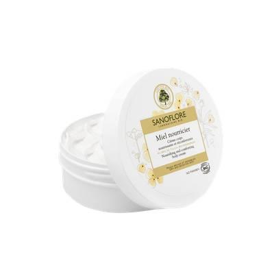 Miel suprême - Crème nutritive sublimatrice - Sanoflore - Corps