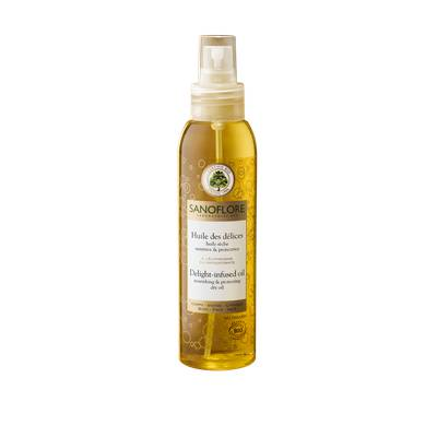 Delight-infused oil  - Sanoflore - Massage and relaxation
